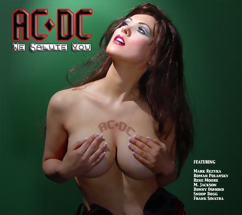 Aug 20, 2006 AC-DC album cover