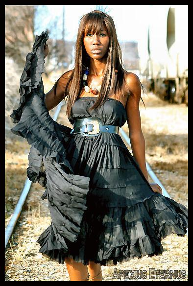 Denton, Tx Aug 20, 2006 Apexius Eternus Photography 2006 Black Dress Series...Abies