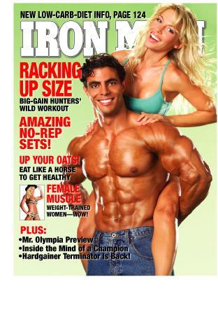 Aug 27, 2006 Ironman Magazine
