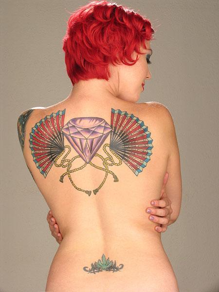 Aug 30, 2006 New Tattoo!
