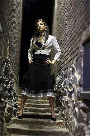 Female model photo shoot of Thuraya