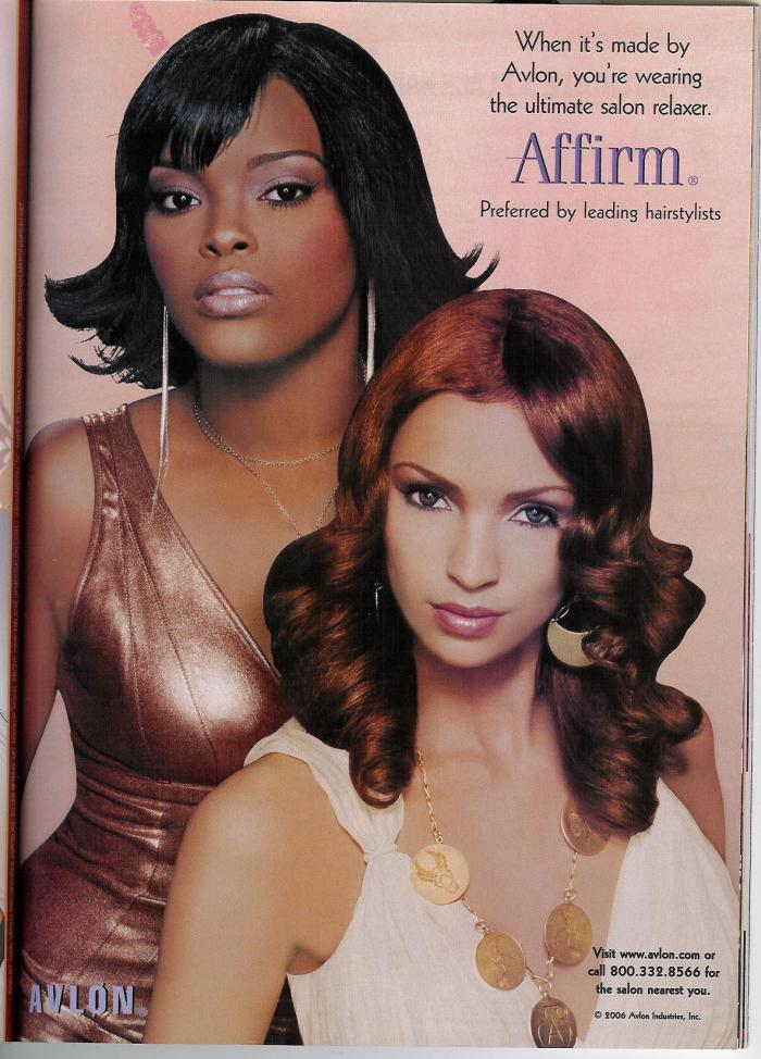 Found it in a magazine finally!!! Sep 05, 2006 Avlon