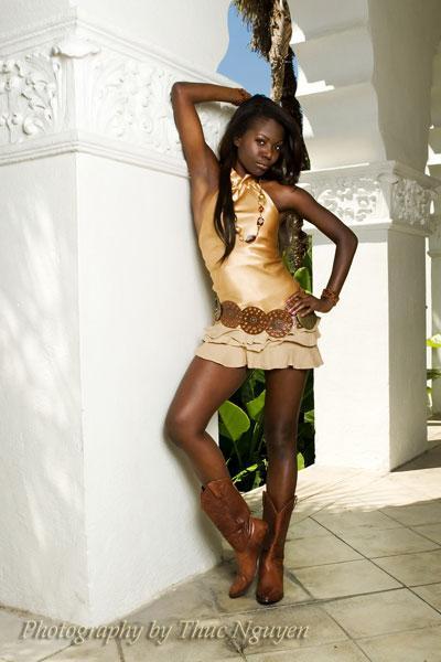 Female model photo shoot of DeniseMilfort in California