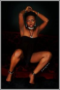 Female model photo shoot of Divinely Blessed