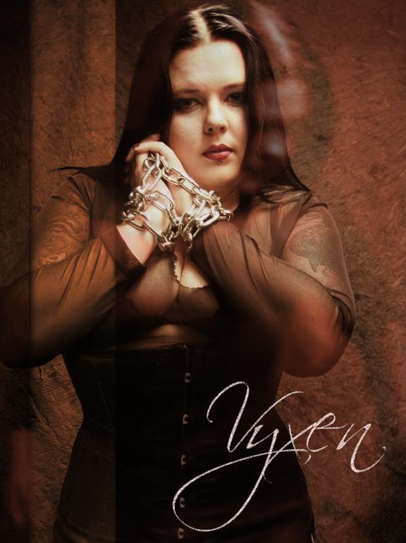 Sep 12, 2006 Vyxen Vyxen Photos by: Krucifixiation Photo edit by: Patch_Werk