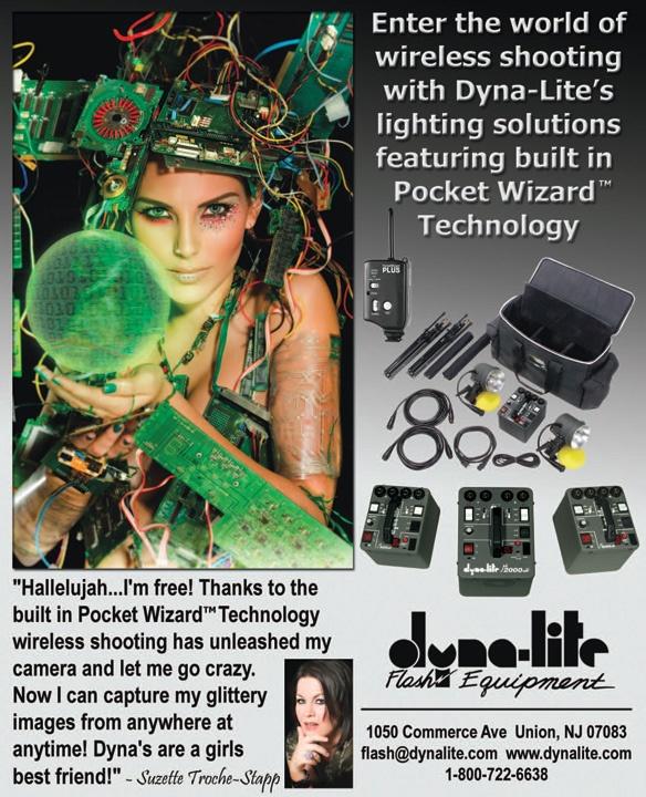 Los Angeles/Santa Clarita Sep 12, 2006 Suzette Troche-Stapp New Dynalite Campaign