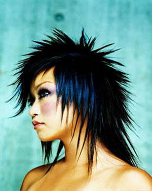 West 2nd ave. Sep 13, 2006 Propaganda Hair - Contessa Contest 05
