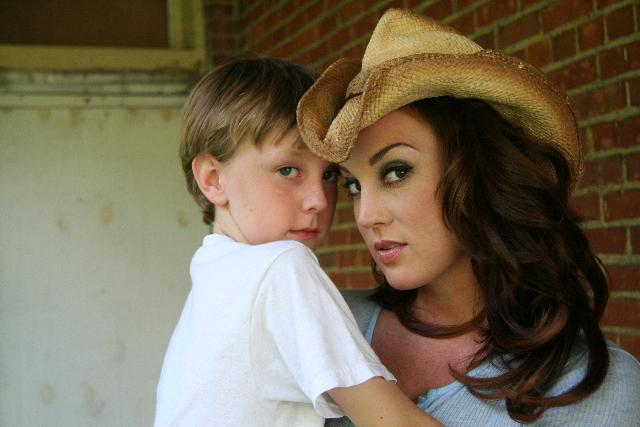 Columbus, Ohio Sep 18, 2006 Ian Christopher Powell 2006 Mother and Son
