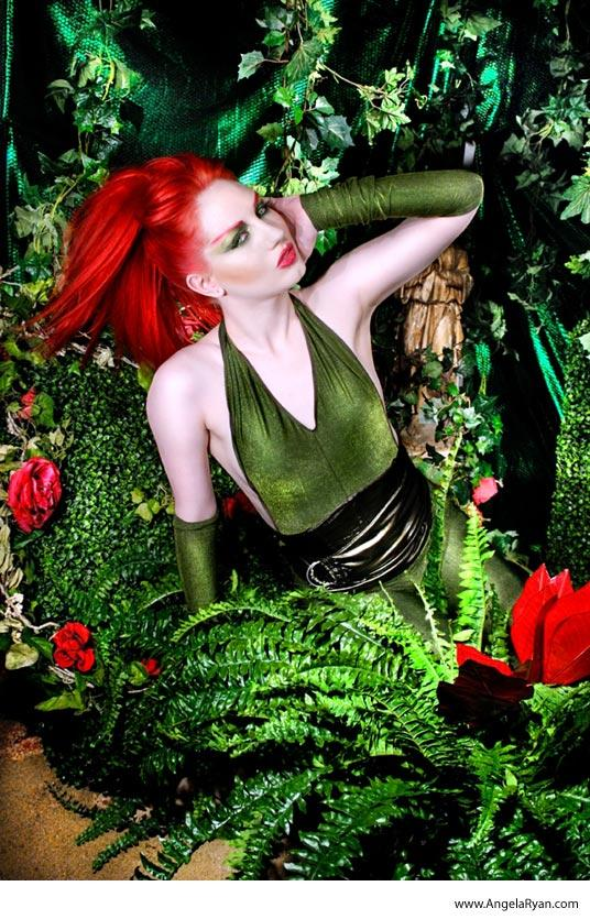 mua: marty christopher Sep 18, 2006 Dan Santoni Poison Ivy