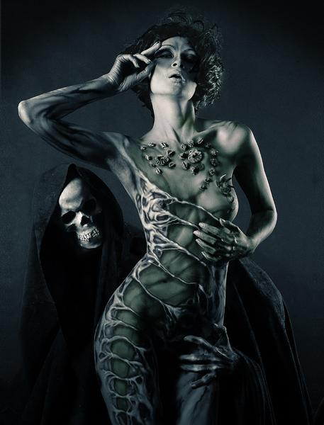 Male and Female model photo shoot of  FREEONE and AbzalovaSvetlana in Russia, Chelyabinsk