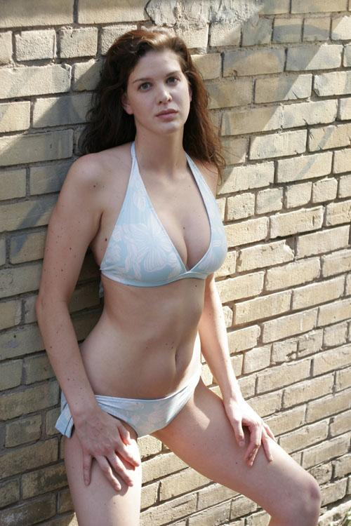 Female model photo shoot of Elaine W