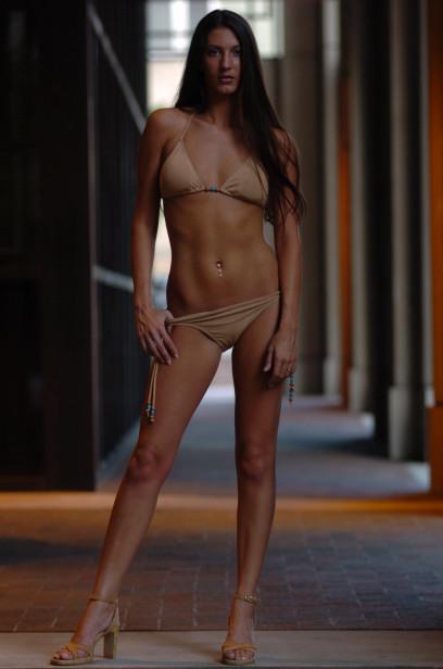 Female model photo shoot of Poca  by Jeffrey Haas