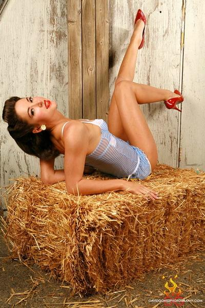 Sep 26, 2006 Model - Cassia MUA/Hair - Dawn Kelly Photographer - David Gomez