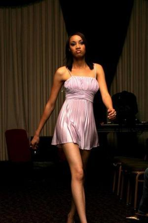 Sep 26, 2006 Issac Moore fashion show