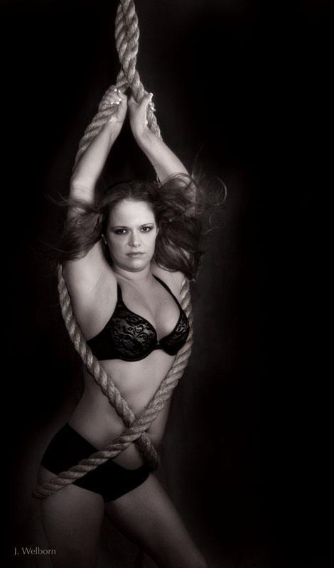 Female model photo shoot of Nylah by J  Welborn in Clarksville, TN