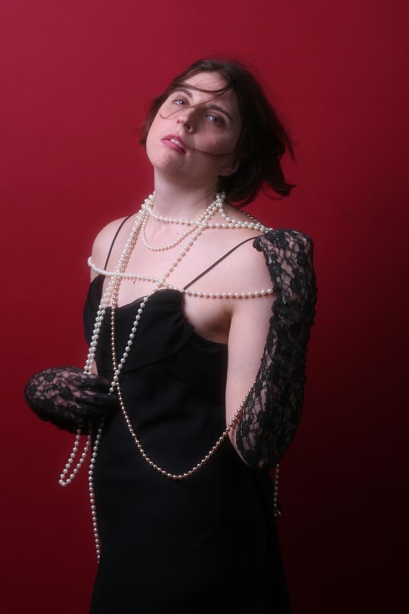 Female model photo shoot of Greta Martz