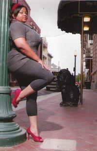 Female model photo shoot of Holly Wood by Dexter D. Cohen in Norfolk, VA