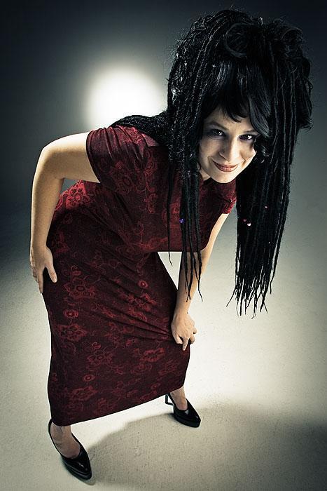 Female model photo shoot of MissBliss by Dayvid LeMmon in az