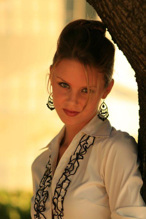 Female model photo shoot of Chelsey Meador in Tulsa, OK