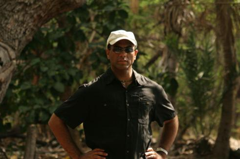 Male model photo shoot of Pono Jackson in Big Island, Hawaii