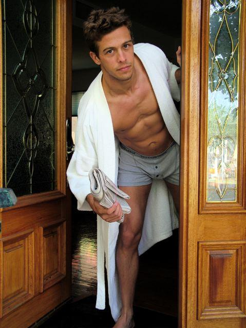 Male model photo shoot of ATalentPhotography and Mike Obradovitch in Orange County