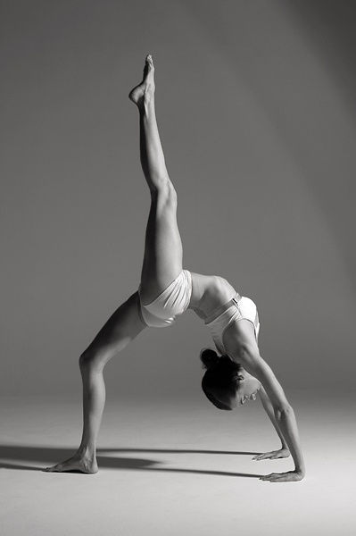 Studio Oct 21, 2006 Photographer - Chris Marwood Flexibility