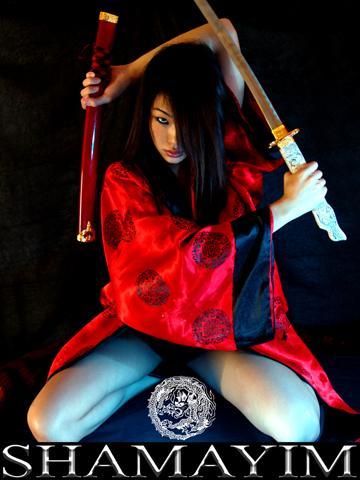 Oct 21, 2006 SHAMAYIM YAKUZA SERIES- Kill Bill Style