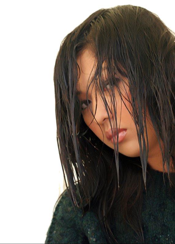 Oct 24, 2006 Wet hair