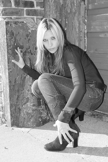 Female model photo shoot of Jenna G-Love in Red Bank, NJ