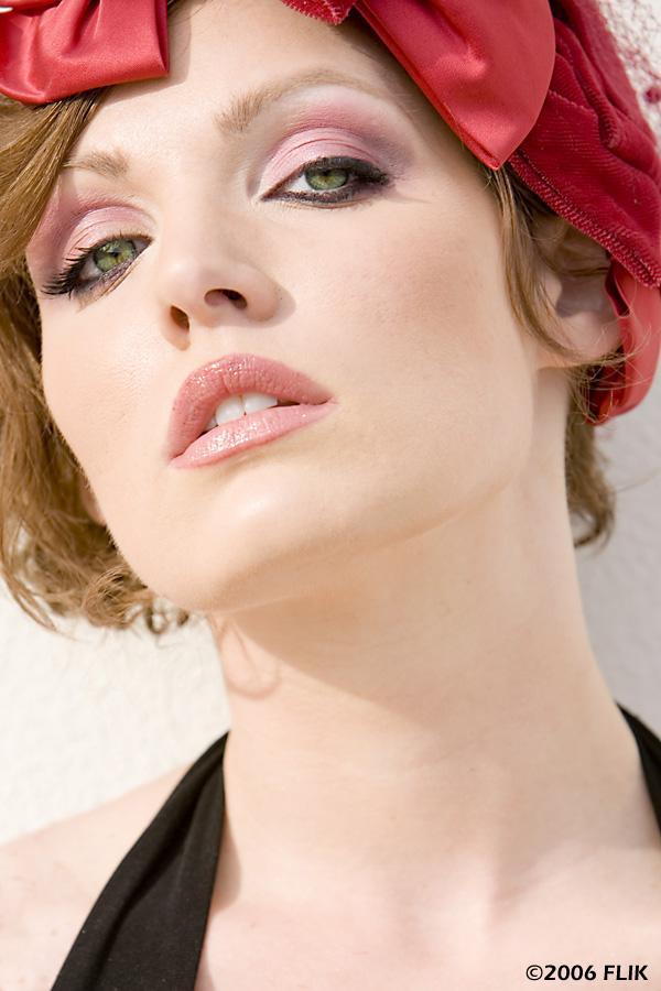 Female model photo shoot of Angel Pennington in LVSuperShoots 2006
