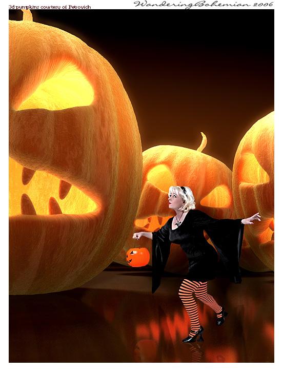 Halloween Town Oct 25, 2006 Shhhhh!!!!!