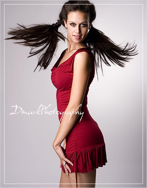 Female model photo shoot of Cody Givens by D Freeman