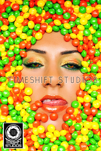 The TimeZone (Our Studio) Oct 29, 2006 Copyright TimeShift Studios 2006 Model: Sagia / MUA: Adrienne Amenta