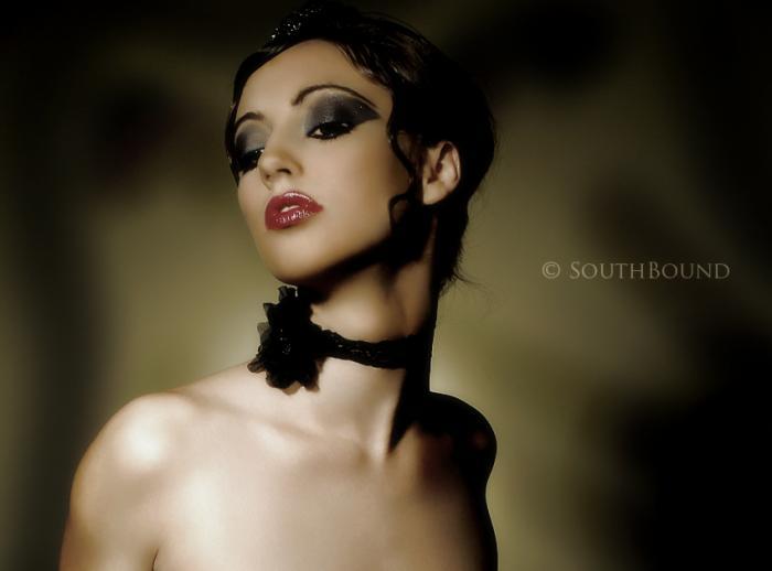 Female model photo shoot of Angel Pennington in Bham, AL