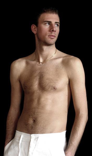 Male model photo shoot of brianDG in studio in brussels