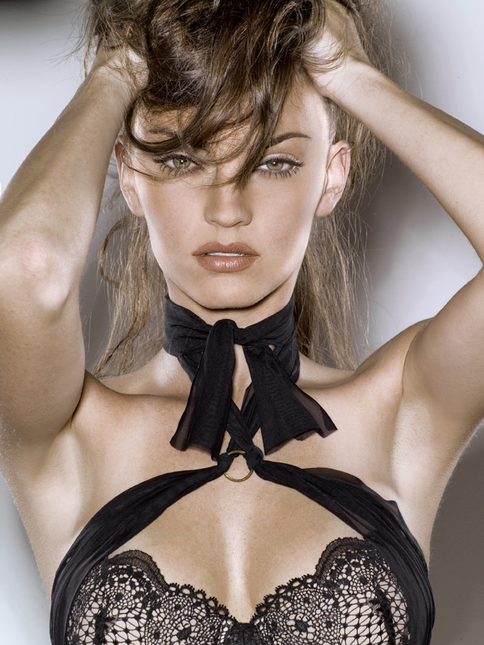 Female model photo shoot of Jocelyn Binder by MaverickPhoto