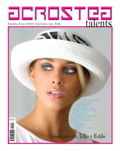 SPAIN Nov 03, 2006 http://www.acrostea.com/33249/index.html#top COVER OF ACROSTEA TALENTS MAGAZINE