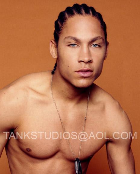 Male model photo shoot of tankstudios