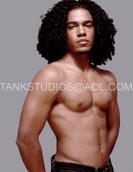 Male model photo shoot of tankstudios in NYC