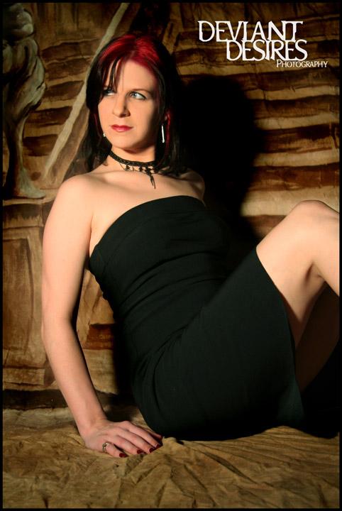 Female model photo shoot of Linnae6 by Deviant Desires Photo