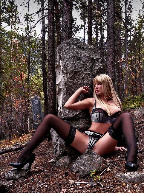 Female model photo shoot of Goddess Alexia Jordon by PhotoMotion