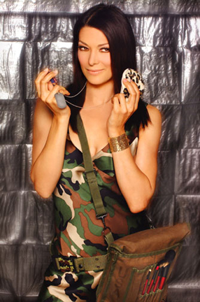 Los Angeles/Santa Clarita Nov 12, 2006 Suzette Troche-Stapp Bombshell Studio Makeup