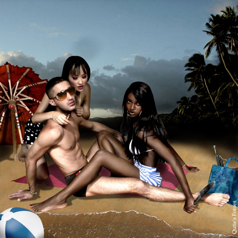 Nov 13, 2006 Models: Tibo, Natsu www.natsu.book.fr & Maryse Bamos a la Playa