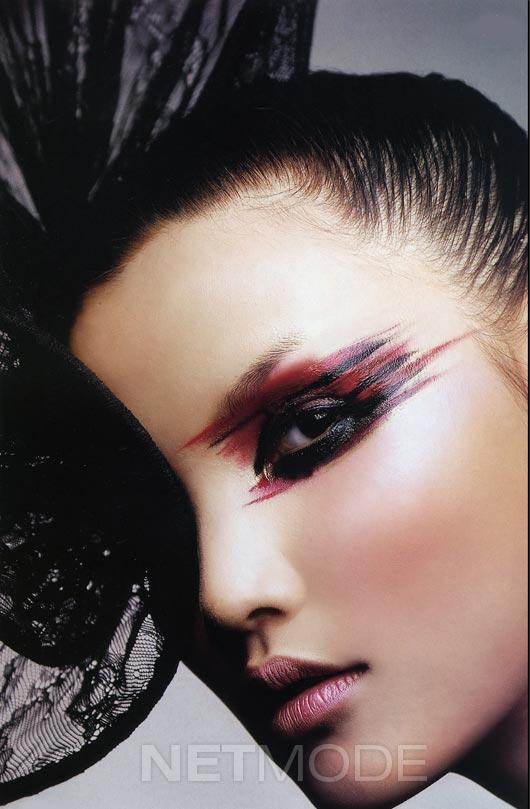 Nov 14, 2006 Avant Garde Makeup