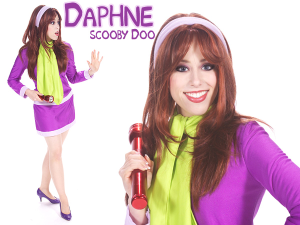 South Milwaukee Nov 15, 2006 Mark Sostarich Daphne from Scooby Doo