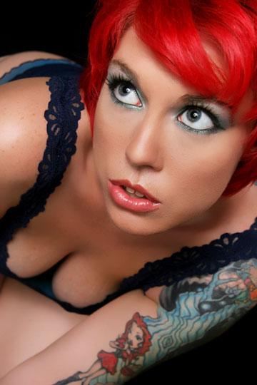 Female model photo shoot of Layne D'Angelo