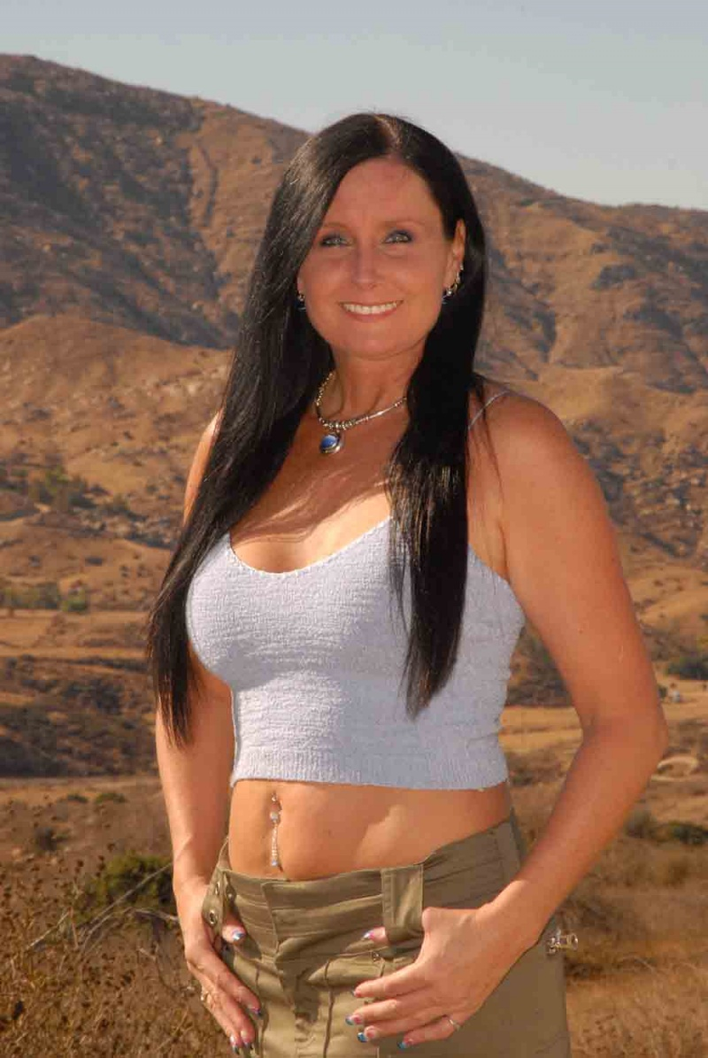 Reche Canyon Nov 21, 2006 Mark Roland Desert Hiker