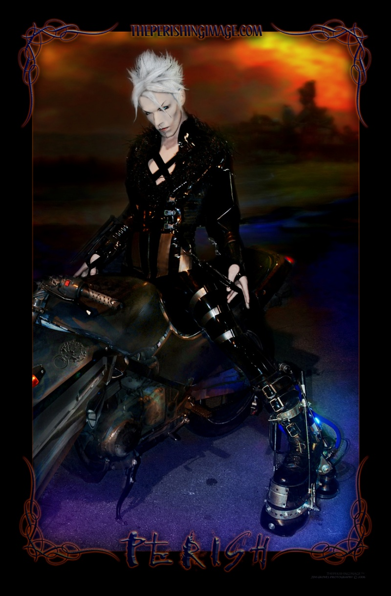 Nov 22, 2006 James Groves / Latex outfit by Perish Anime Poster Edit / Dark Cloud (Final Fantasy)