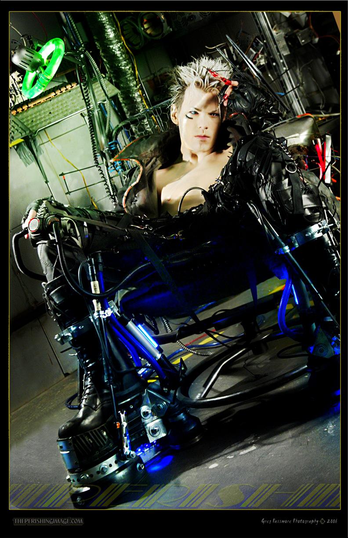 Nov 22, 2006 Greg Passmore / Fashion by Perish The Throne of the New Age (Industrial Fashion Series)