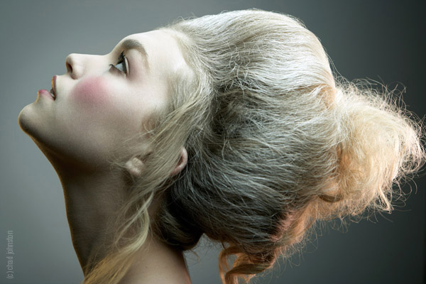 Nov 22, 2006 (c) chad johnston Zoe/NEXT, Hair Tara C + Makeup Motoko for Artists by TP